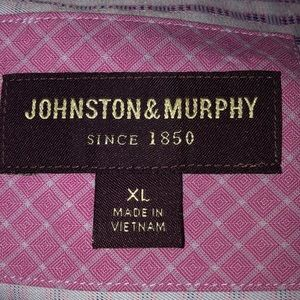 10/10 condition Johnston and Murphy size XL